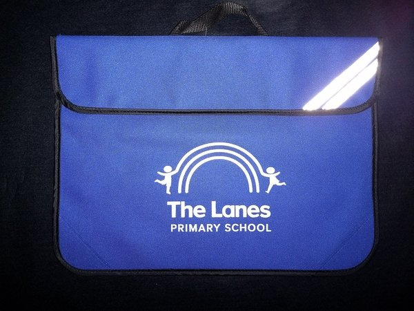 The Lanes Book Bag