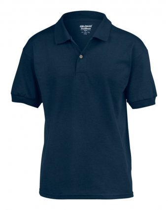 Sea Scouts polo with logo (Navy)