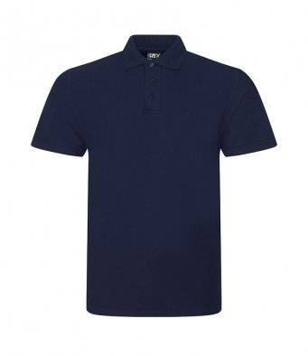 Adult Sea Scouts polo with logo (Navy)