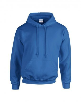 Adult Discovery Explorer Hoodie with logo & name option (Royal)