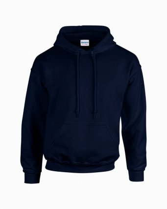 Adult Sea Scouts Hoodie with logo & name option (navy)
