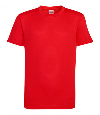 Eskdale P.E T-shirt - Newstead house (Red)