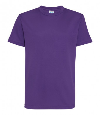 Eskdale P.E T-shirt - Clumber house (Purple)